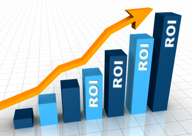 ROI: Required for sales enablement